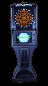 Bullshooter dart board